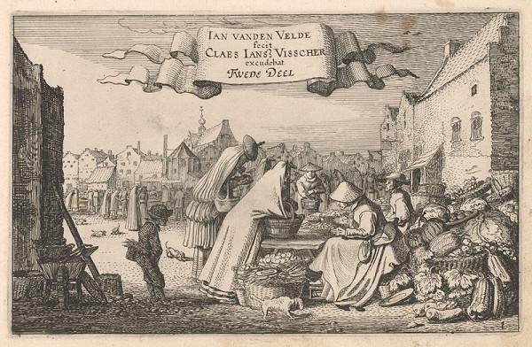 Jan van de Velde ml., Claes Jansz. Visscher – 13. list z albumu