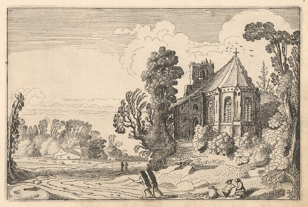 Jan van de Velde ml., Claes Jansz. Visscher – 14. list z albumu