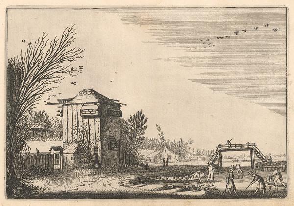 Jan van de Velde ml., Claes Jansz. Visscher – 16. list z albumu