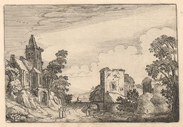 Jan van de Velde ml., Claes Jansz. Visscher – 18. list z albumu