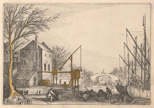 Jan van de Velde ml., Claes Jansz. Visscher – 2. list z albumu