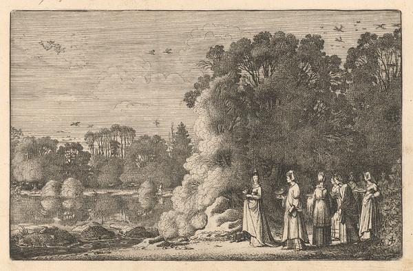 Jan van de Velde ml., Claes Jansz. Visscher – 26.list z albumu