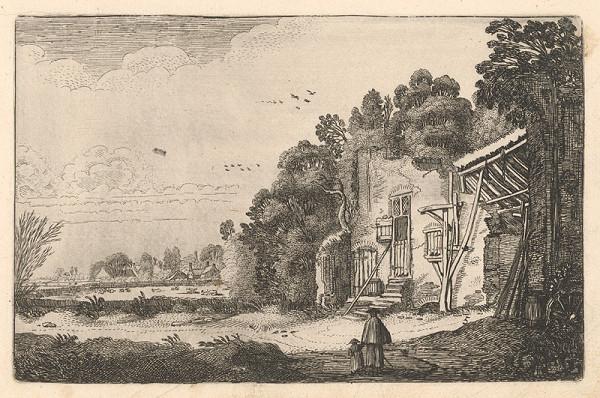 Jan van de Velde ml., Claes Jansz. Visscher – 27.list z albumu
