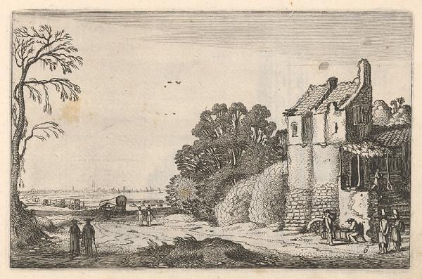 Jan van de Velde ml., Claes Jansz. Visscher - 28.list z albumu