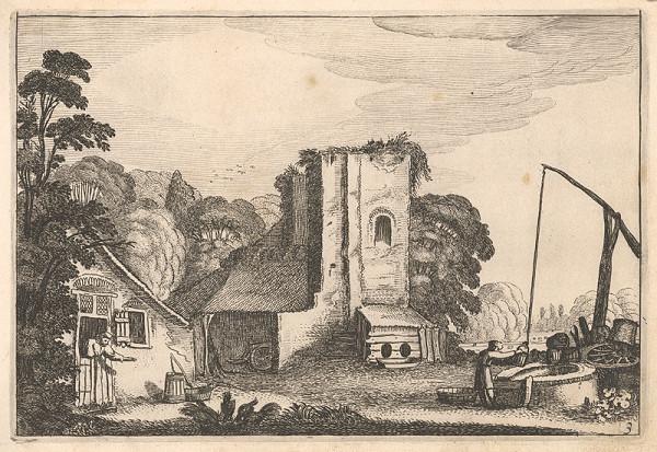Jan van de Velde ml., Claes Jansz. Visscher - 3.list z albumu