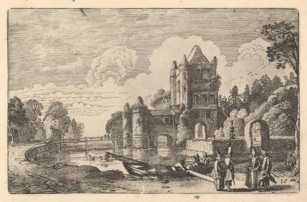 Jan van de Velde ml., Claes Jansz. Visscher - 32.list z albumu