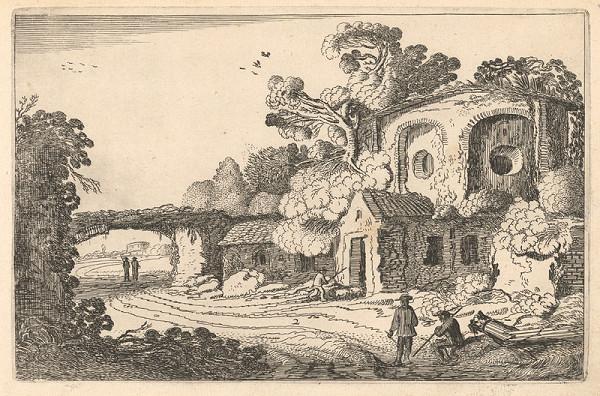 Jan van de Velde ml., Claes Jansz. Visscher – 36.list z albumu
