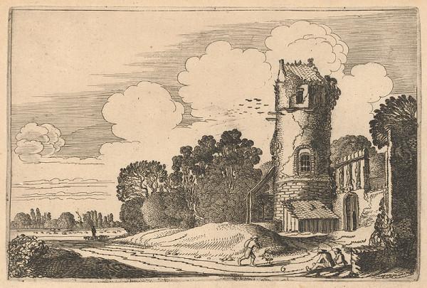 Jan van de Velde ml., Claes Jansz. Visscher - 39.list z albumu