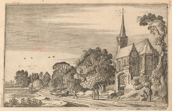 Jan van de Velde ml., Claes Jansz. Visscher – 42. list z albumu