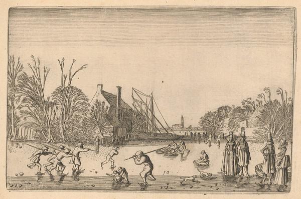 Jan van de Velde ml., Claes Jansz. Visscher – 43. list z albumu