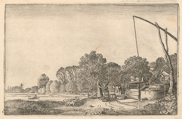 Jan van de Velde ml., Claes Jansz. Visscher – 44.list z albumu