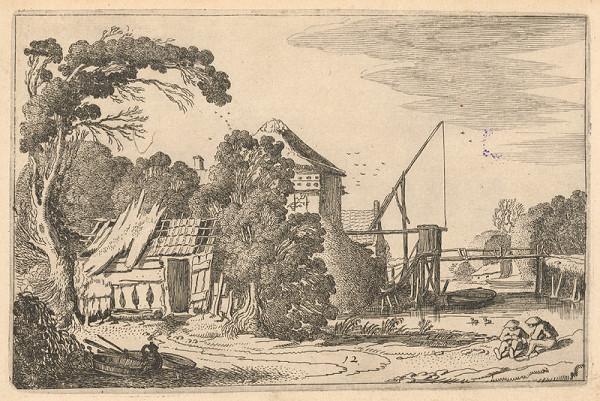 Jan van de Velde ml., Claes Jansz. Visscher - 45.list z albumu