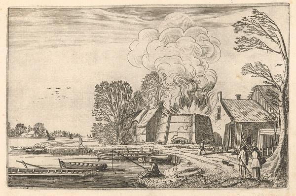 Jan van de Velde ml., Claes Jansz. Visscher – 46. list z albumu