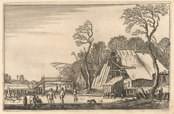 Jan van de Velde ml., Claes Jansz. Visscher – 47. list z albumu