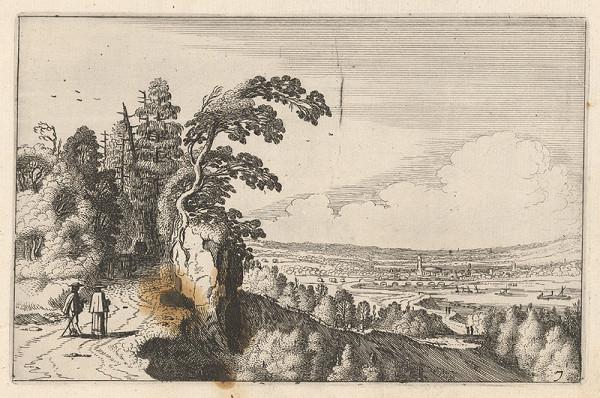 Jan van de Velde ml., Claes Jansz. Visscher – 54.list z albumu