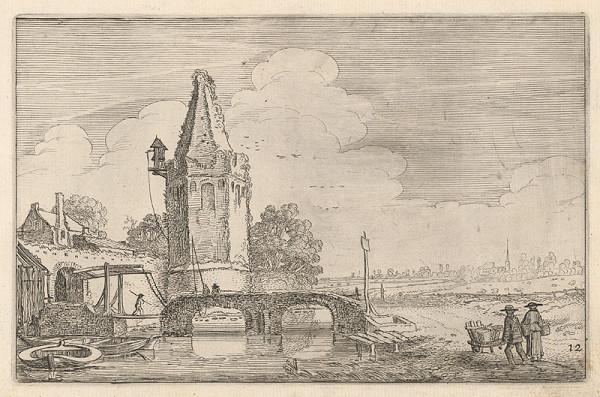 Jan van de Velde ml., Claes Jansz. Visscher – 57.list z albumu