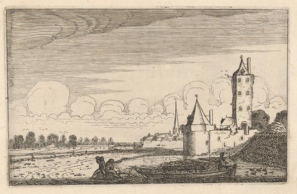 Jan van de Velde ml., Claes Jansz. Visscher - 59.list z albumu