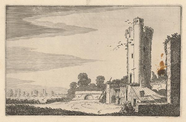 Jan van de Velde ml., Claes Jansz. Visscher – 61.list z albumu