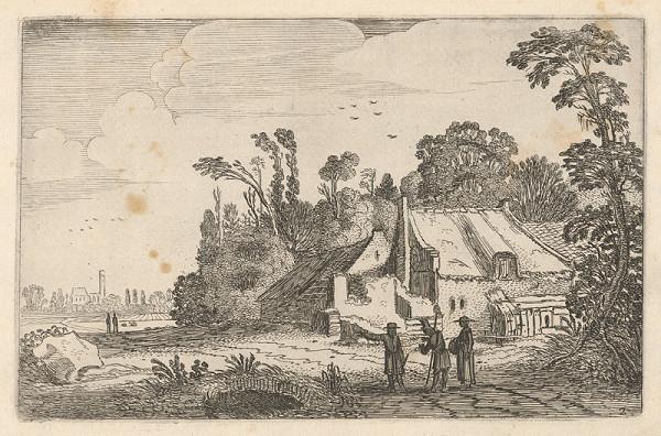 Jan van de Velde ml., Claes Jansz. Visscher - 76.list z albumu