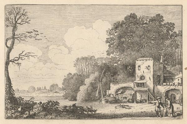 Jan van de Velde ml., Claes Jansz. Visscher - 82.list z albumu