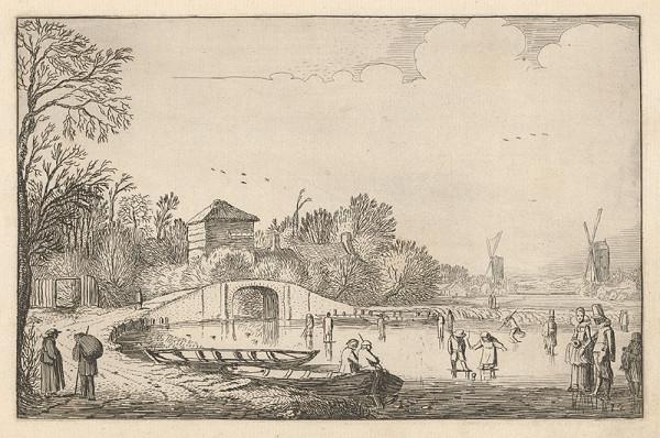 Jan van de Velde ml., Claes Jansz. Visscher – 83.list z albumu