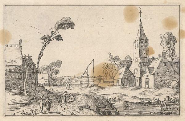 Jan van de Velde ml., Claes Jansz. Visscher - 84.list z albumu