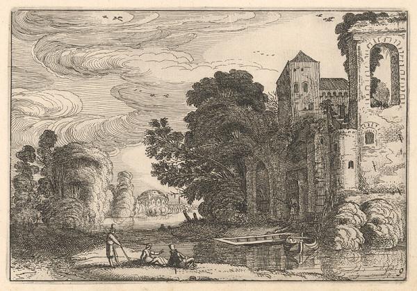 Jan van de Velde ml., Claes Jansz. Visscher - 9.list z albumu