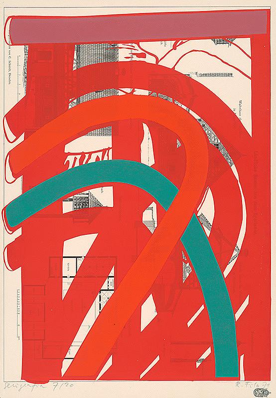 Rudolf Fila - Serigrafia I.
