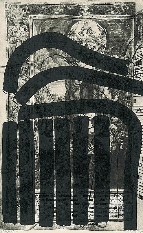 Rudolf Fila - Serigrafia II.