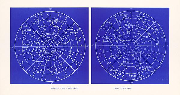 Stanislav Filko - Asociácie XXIX-Mapy vesmíru