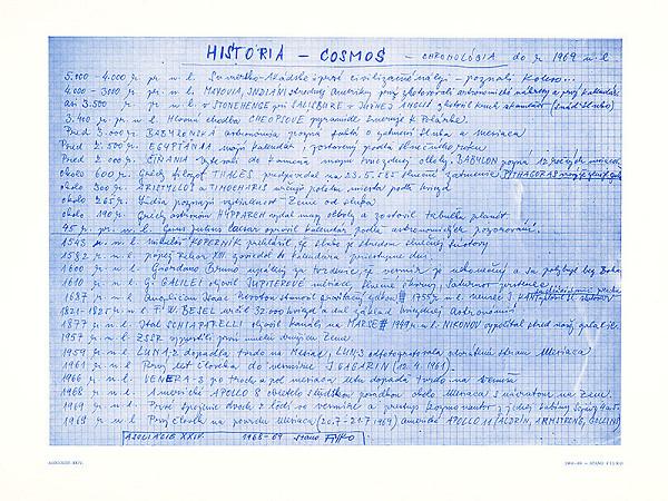 Stanislav Filko - Asociácie XXIV.-história-Cosmos