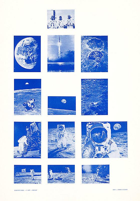 Stanislav Filko – Asociácie XXXI.- 1.let-Mesiac