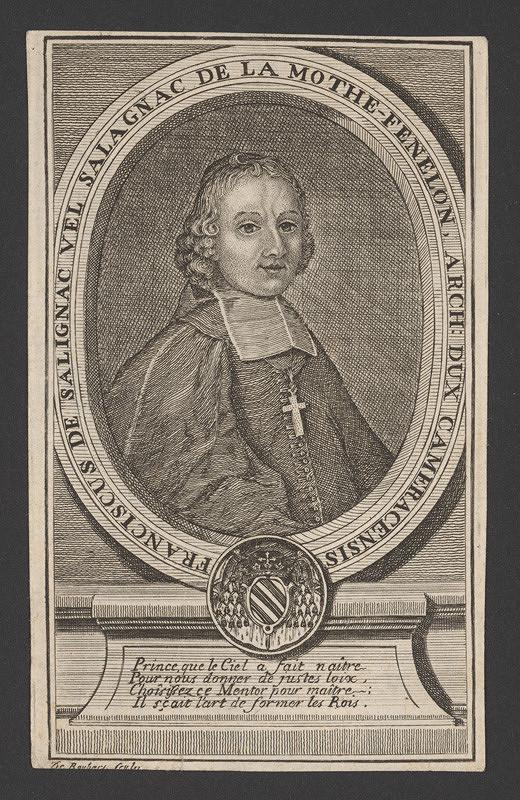 De Raubers - Franciscus de Salignac