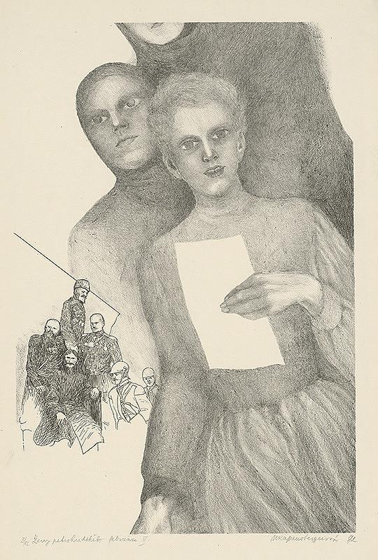 Naďa Rappensbergerová-Jankovičová – Ženy petrohradského februára III.