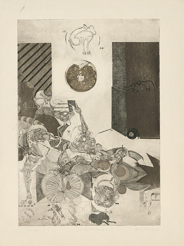 Róbert Brun – Pocta H.Boschovi I.