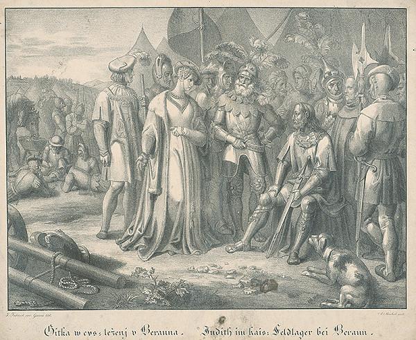 Joseph von Führich, Anton Gareis st. - Jitka