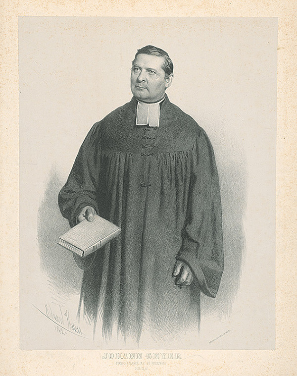 Eduard Kaiser - Johann Geyer