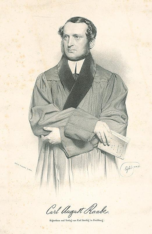 Franz Eybl - Carl August Raabe