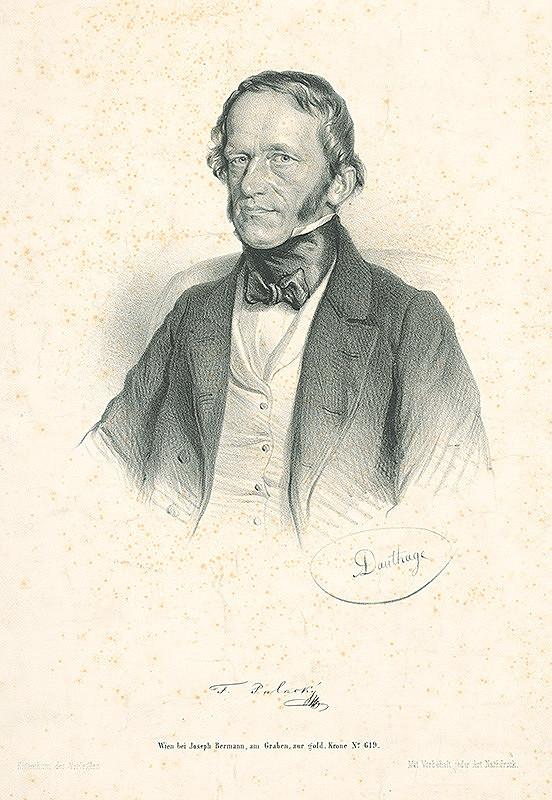 Adolf Dauthage – František Palacký