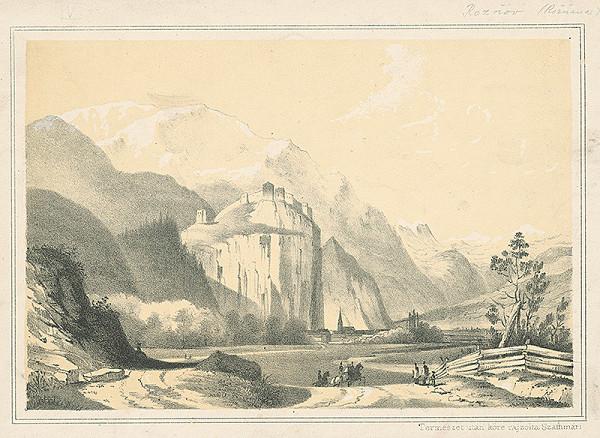 Szathmári – Krajina s hradom
