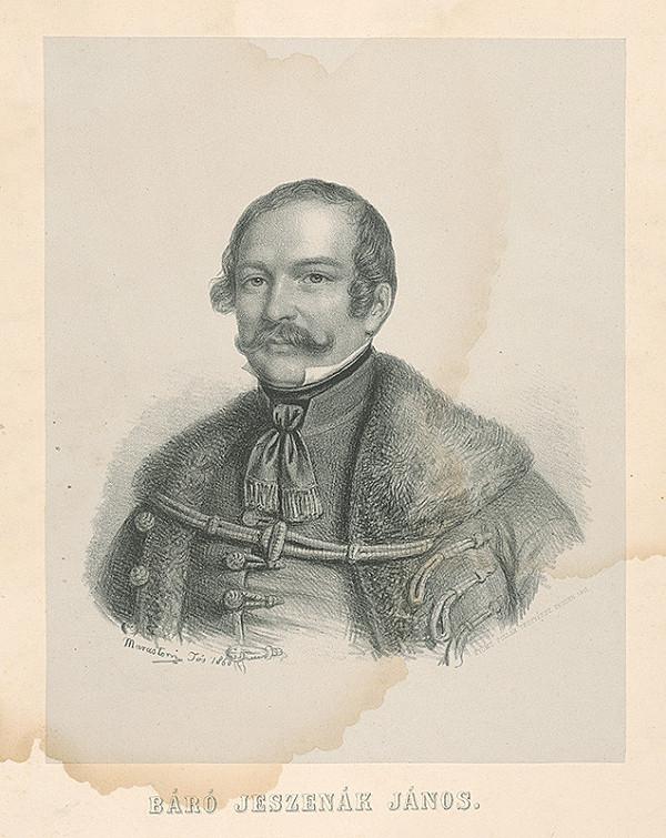 Giuseppe Marastoni - Barón Ján Jesenák