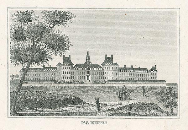 Nizozemský grafik z 19. storočia - Bicetre