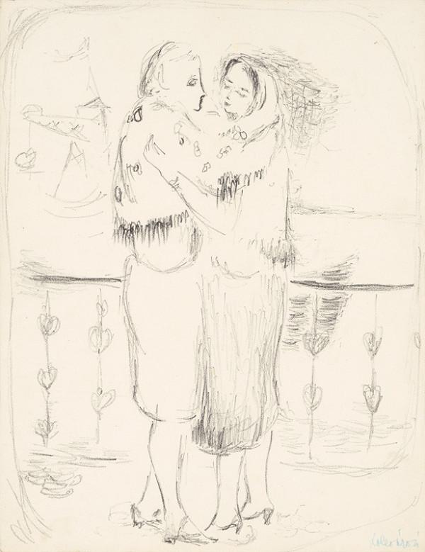 Míťa Kolesárová - Dve ženy