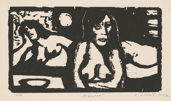 Vincent Hložník – Márnosť