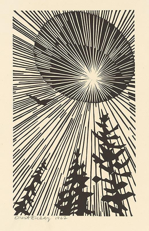 Orest Dubay – Slnko