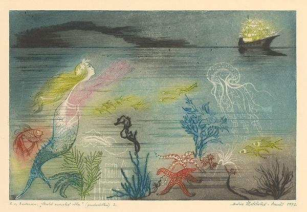 Mária Želibská - Malá morská víla I.