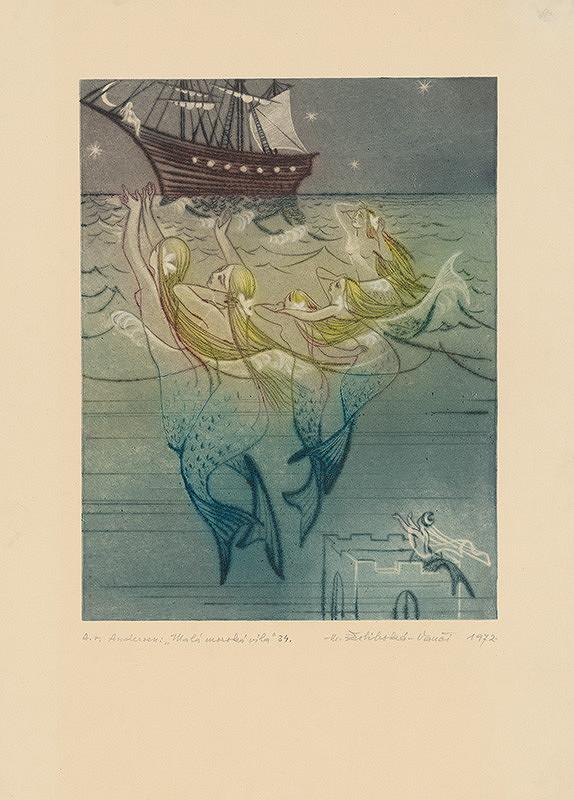 Mária Želibská – Rozlúčka s loďou