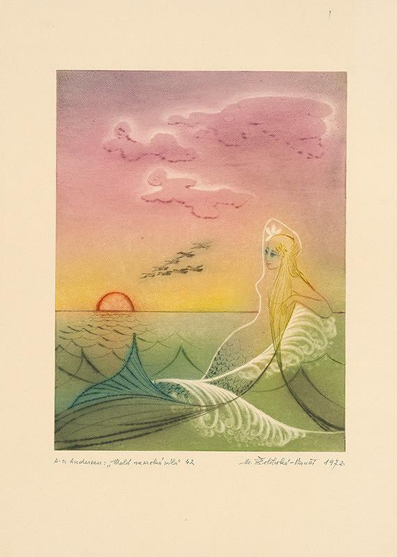 Mária Želibská – Východ slnka