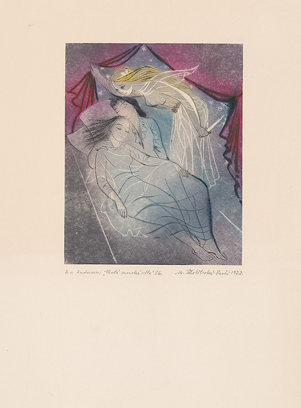 Mária Želibská – Spánok