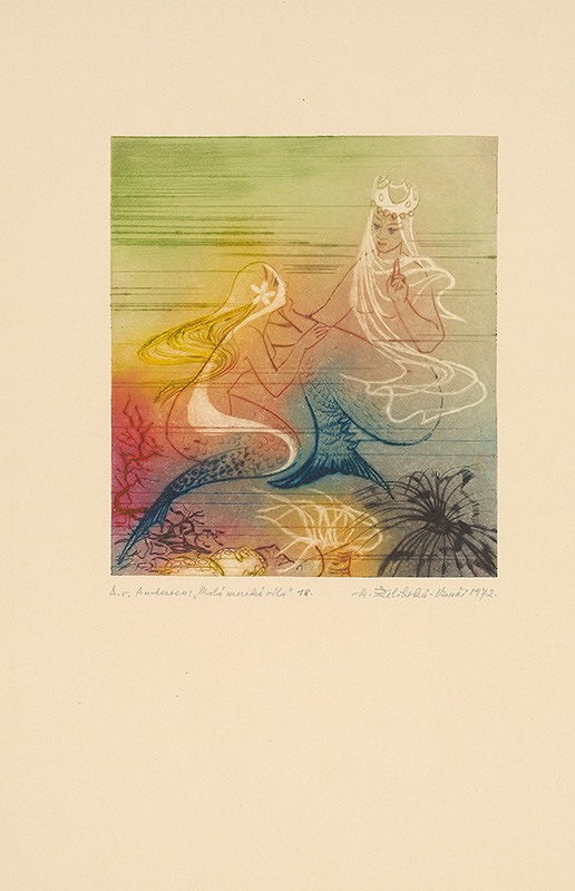 Mária Želibská – Víla a kráľovná